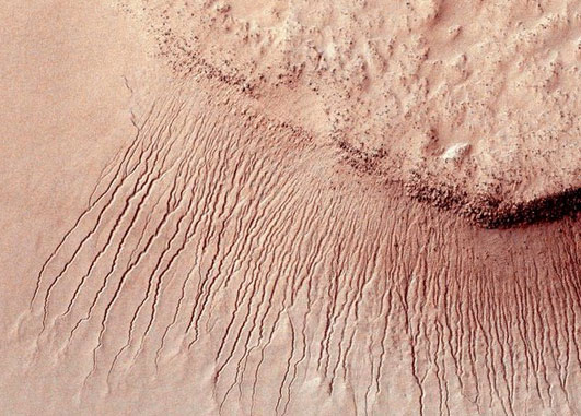 Red Planet once had an atmosphere similar to Earth: NASA - The American Bazaar
