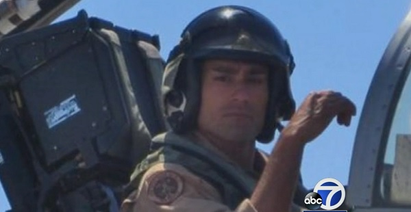 Maj. Taj Sareen; photo courtesy of KGO/ABC7news.com
