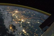 NASA releases images of Indo-Pak border taken from space