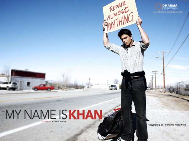 Shah Rukh Khan in 'My Name is Khan'