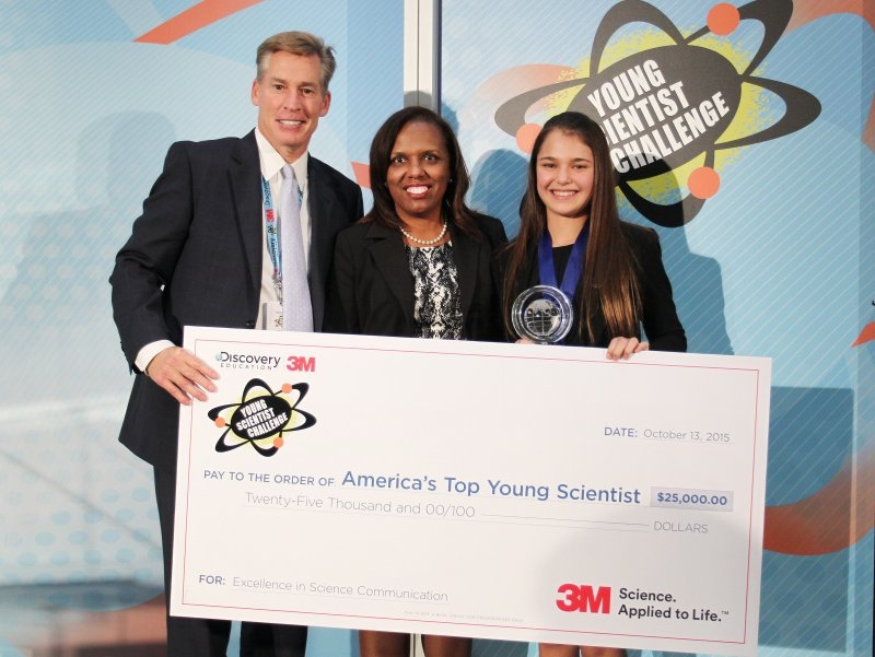 Top Young Scientist 1