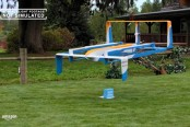 Amazon unveils delivery drone system 'Prime Air'