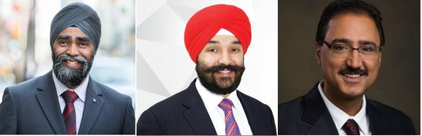 CANADA-SIKH-MINISTERS