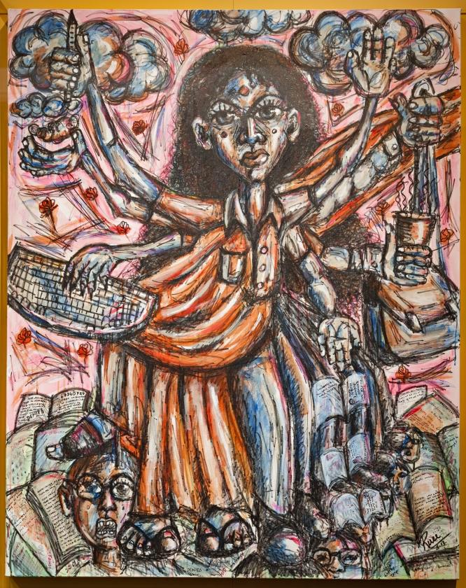 ruee gawarikar goddess of visas