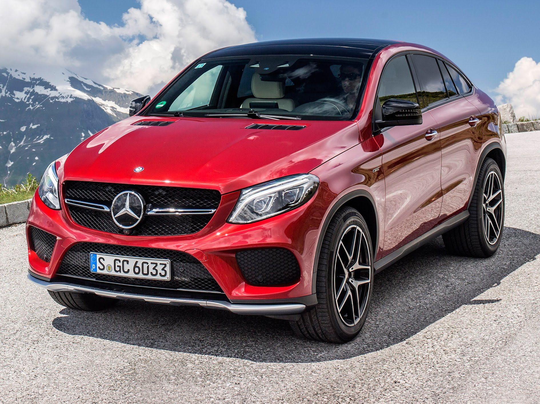 Mercedes benz gle 450 amg launched in india for around for Mercedes benz gle 450