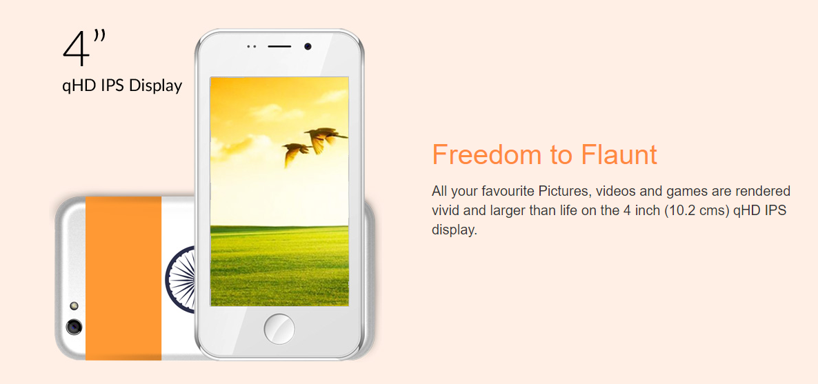 Freedom 251 new image