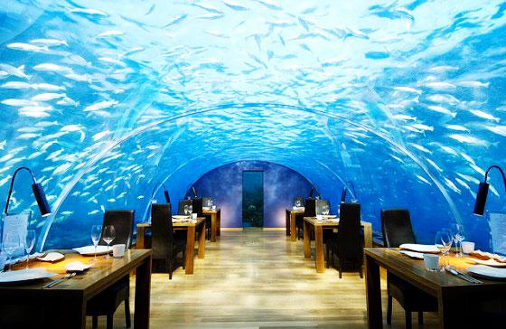 Underground Restaurant Cafe