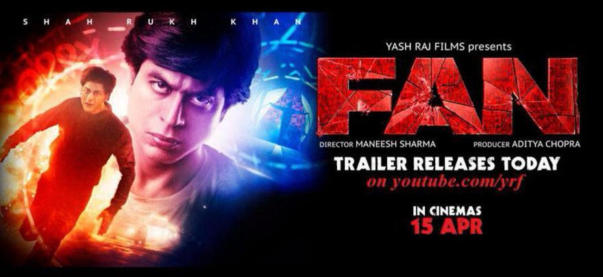 Shah Rukh Khan Fan 2016 Wallpapers: Shah Rukh Khan Gives A Fan Job In His Red Chillies VFX