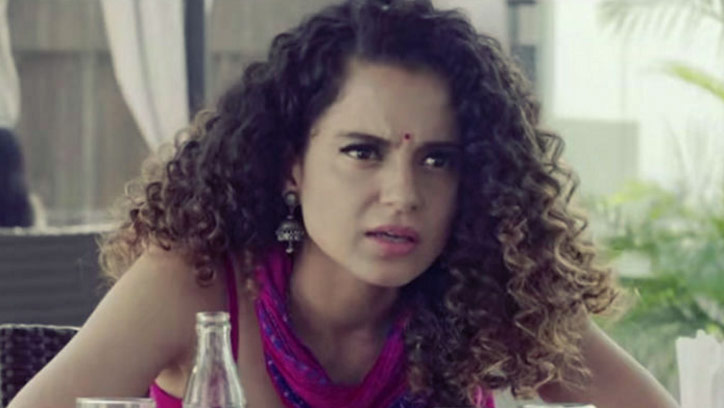 Tempestuous Kangana Ranaut says viral video of her going angry is real –  The American Bazaar
