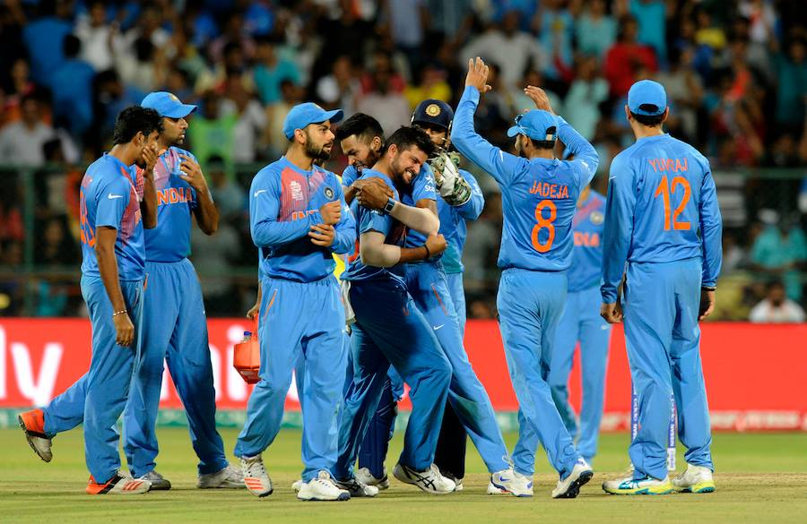 Indian Cricket Team: World T20: India Wins Humdinger Against Bangladesh By 1