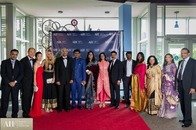 Members of the Virginia Gala Host Committee 2016. Photo credit: AIF
