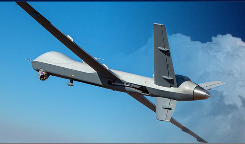 GA-ASI Predator B (Credit: GA-ASI  website)