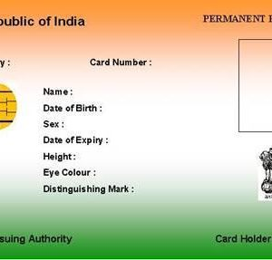Indian-Permanent-Resident-Card
