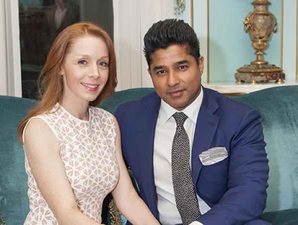 Pamela & Ajay Raju
