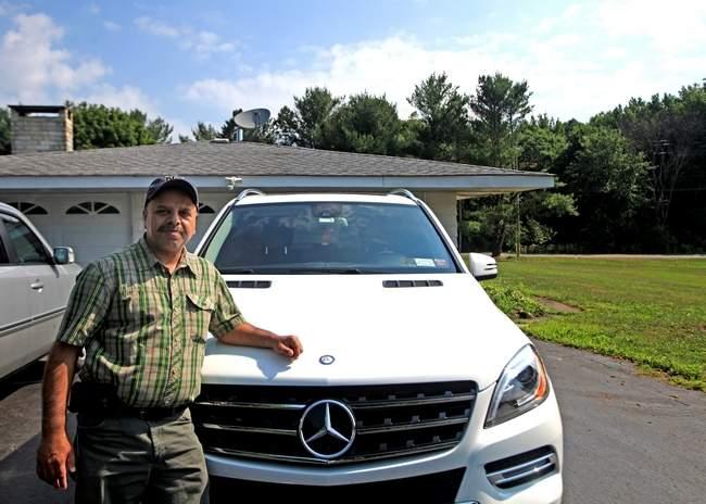 New jersey dealer refuses sale of mercedes benz to indian for Mercedes benz dealership nj