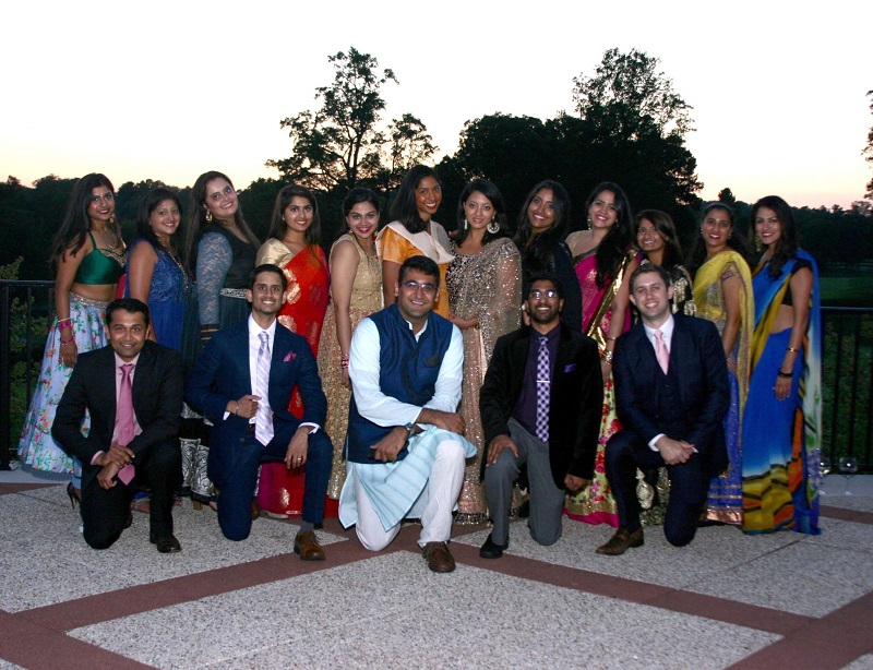The AIF DC gala was organized with the support of the American India Foundation's DC Young Professionals Leadership Council. Photo by Grover Concepts.