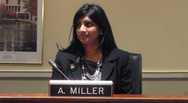 Aruna Miller (Courtesy of arunamiller.com)