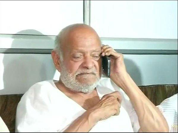 Kanu Gandhi (Courtesy of twitter)