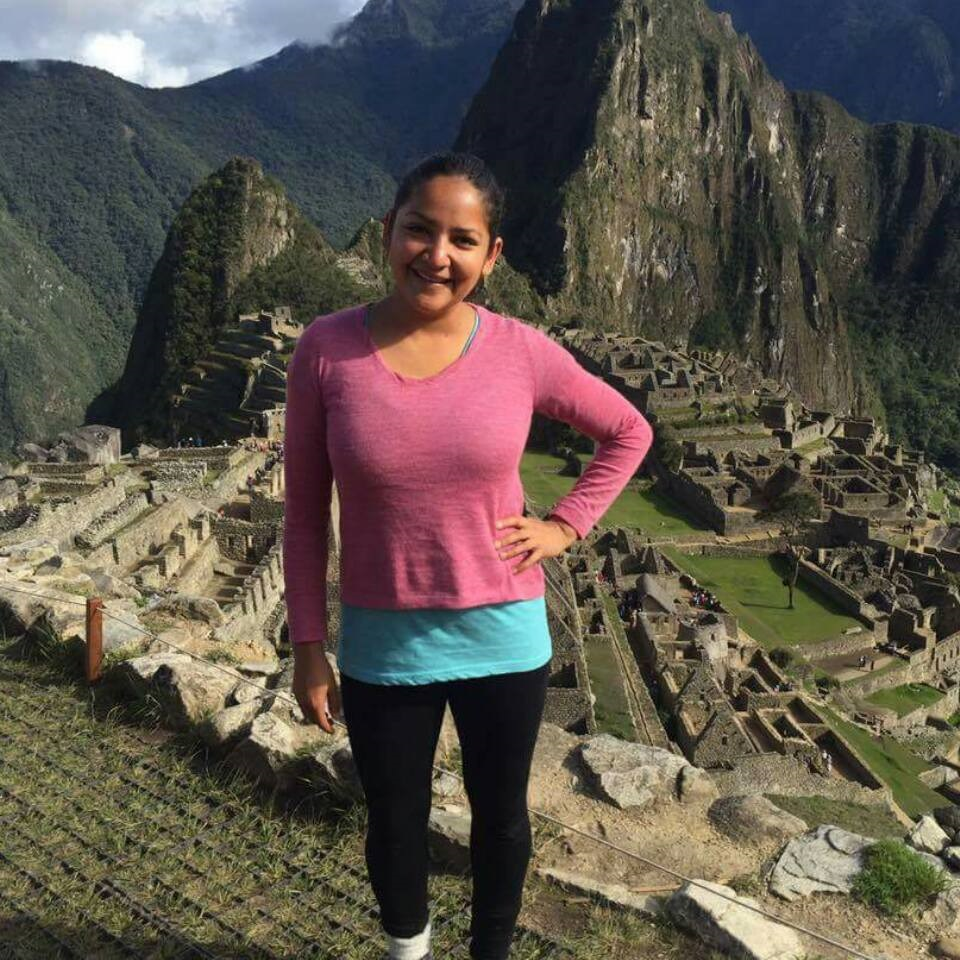 Beautiful Brown Bodies group administrator Anumeha Sharma, a physician by profession, is seen here during a hiking trip. Anumeha underwent a transformation -- from flab to fabulous.