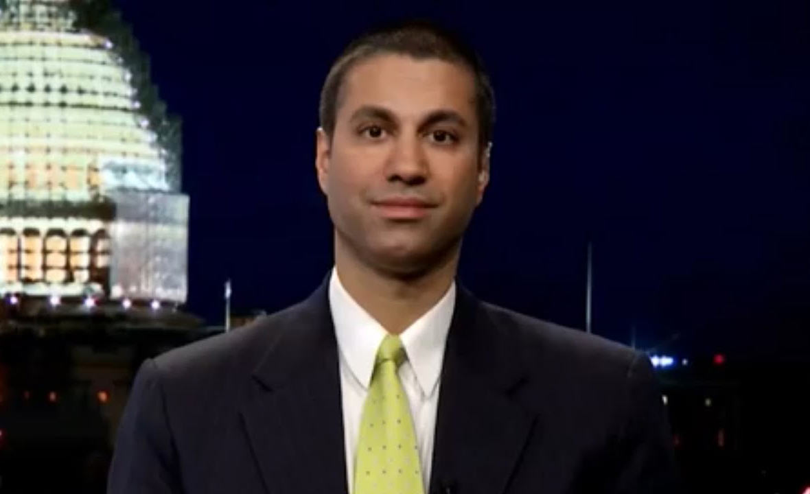 Indian American Ajit Pai could be chairman of Federal Communications Commission