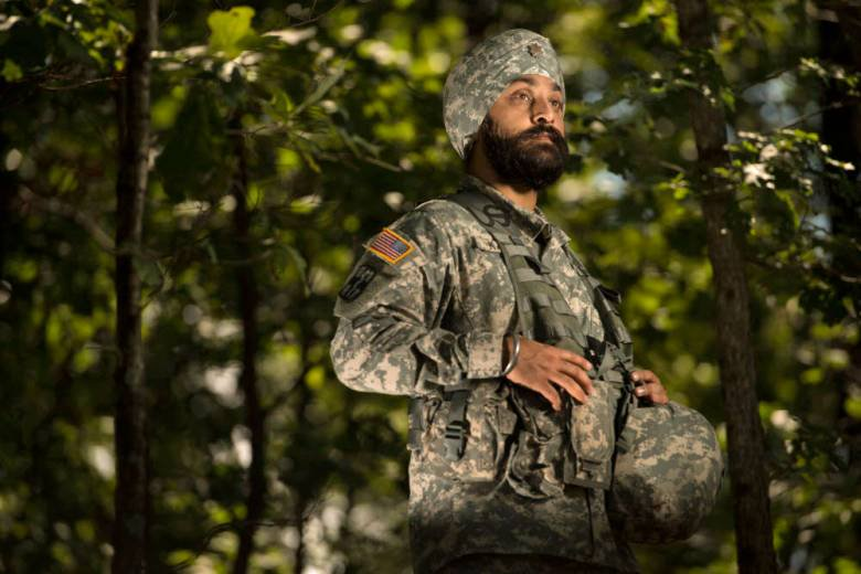 United States army to allow service members wear headscarves and turbans, grow beard