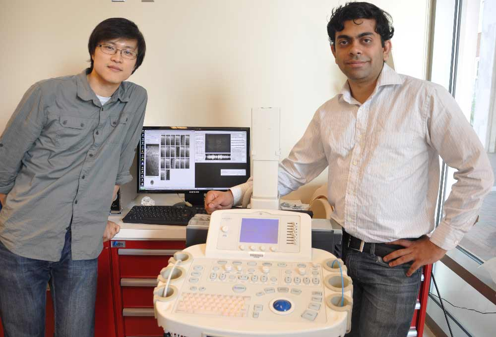 Indian researcher at Johns Hopkins develops world's first 5D ultrasound system to assist cancer detection and treatment