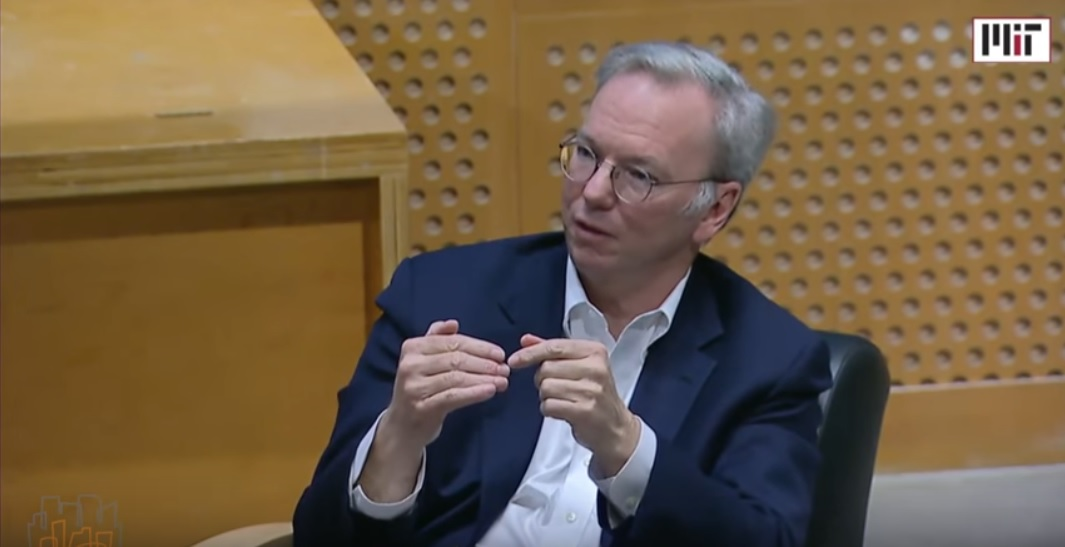Limit on H-1B visas is the 'stupidest policy' in America: Eric Schmidt