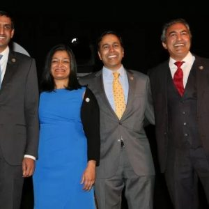 Indian American members of Congress