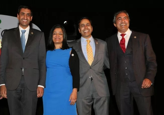 All four Indian American members of Congress vote 'No' on American Health Care Act