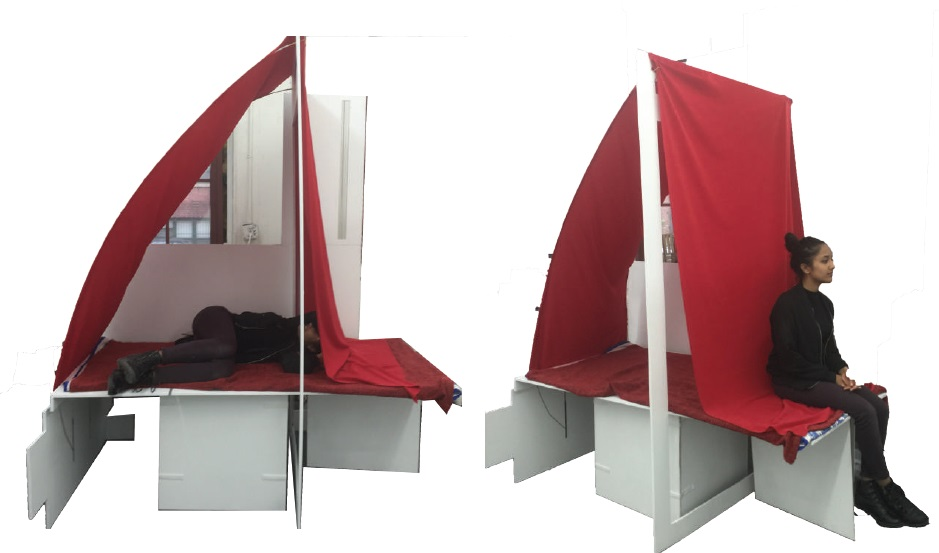 NY-based Indian interior designer develops emergency shelter for refugees
