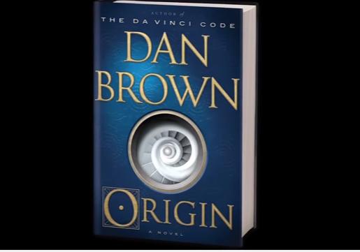 Dan Brown launches trailer of Robert Langdon adventure novel 'Origin'
