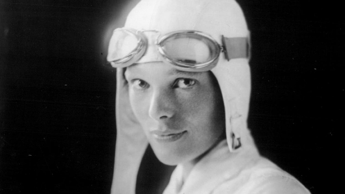 Newly unearthed photo suggests Amelia Earhart may have survived plane crash