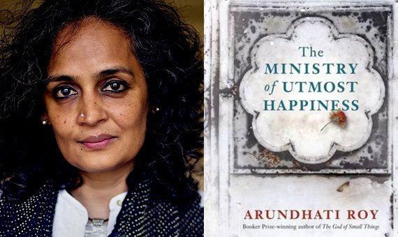 Arundhati Roy on 2017 Man Booker Prize longlist with The Ministry of Utmost Happiness