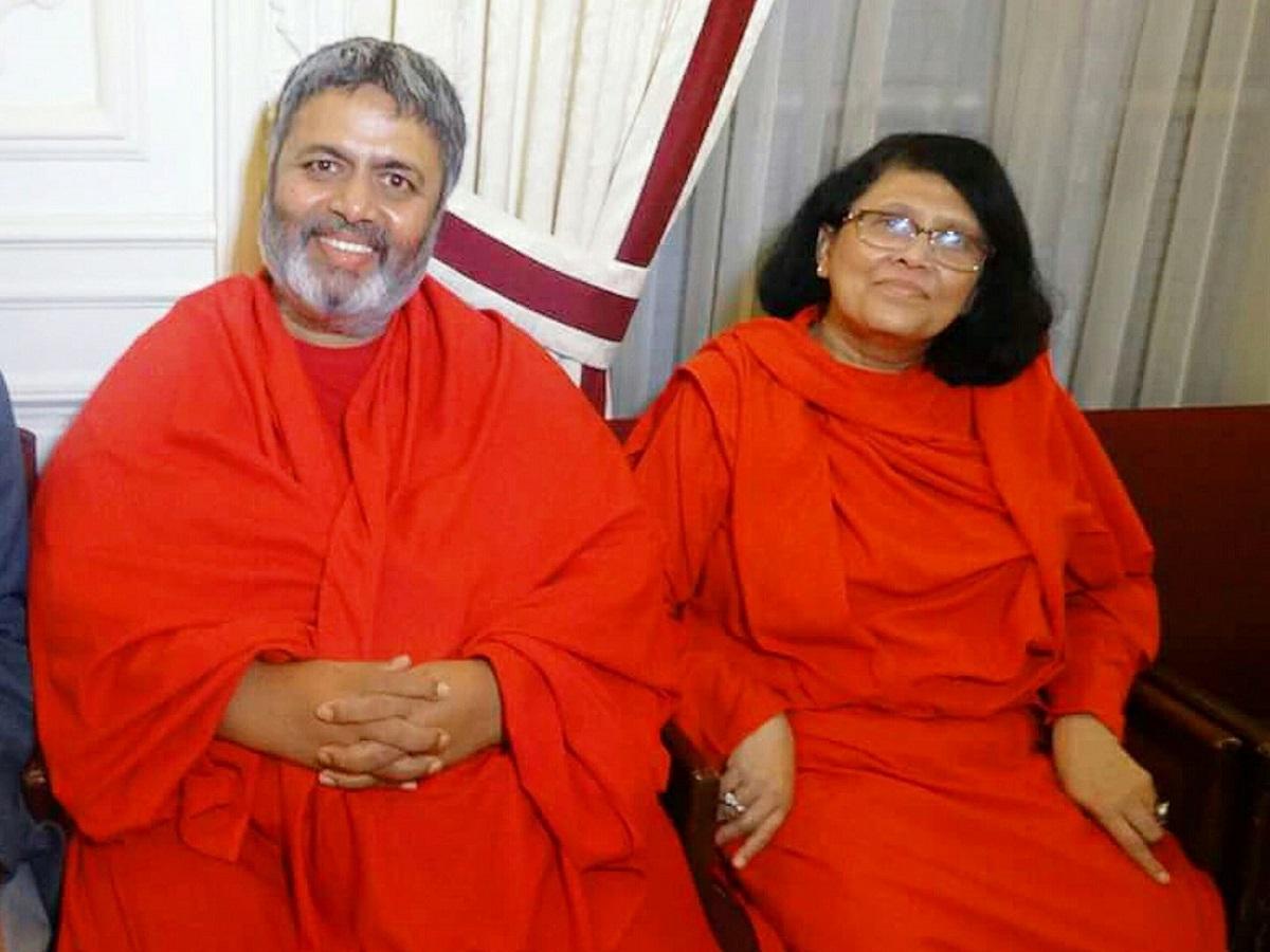 Avdhoot Baba Shivanand in Washington, DC