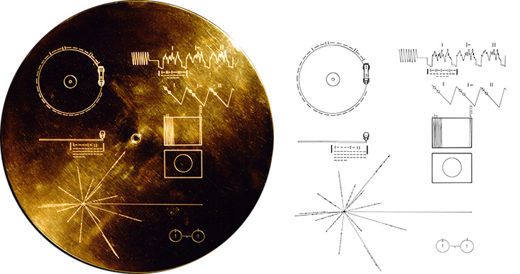 Voyager 2 Golden Record Cover: Kesarbai's khayal is yet to find a listener in space
