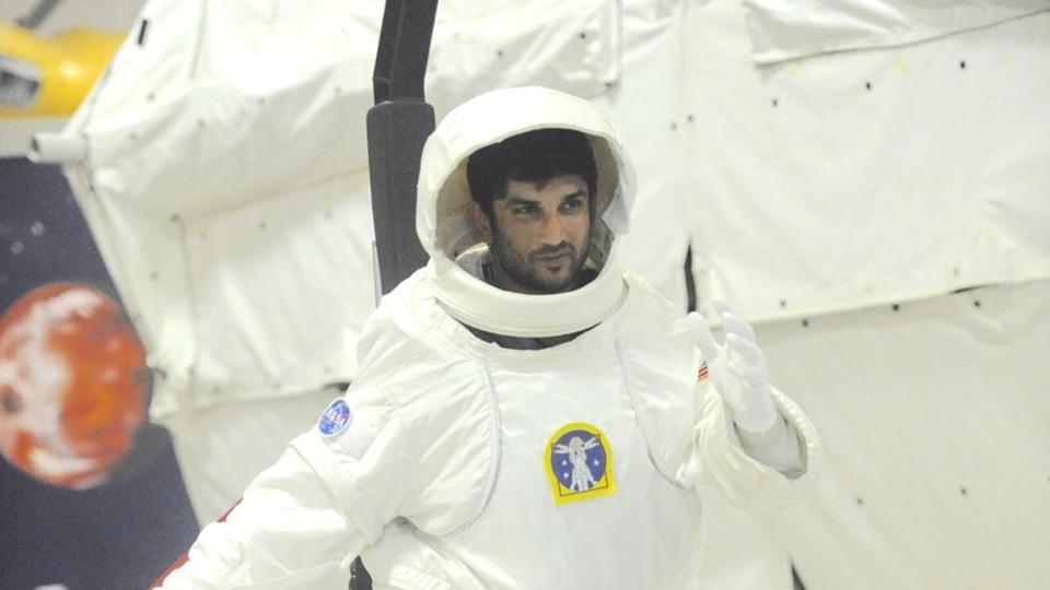 Sushant Singh Rajput undergoes training at NASA for Chanda Mama Door Ke