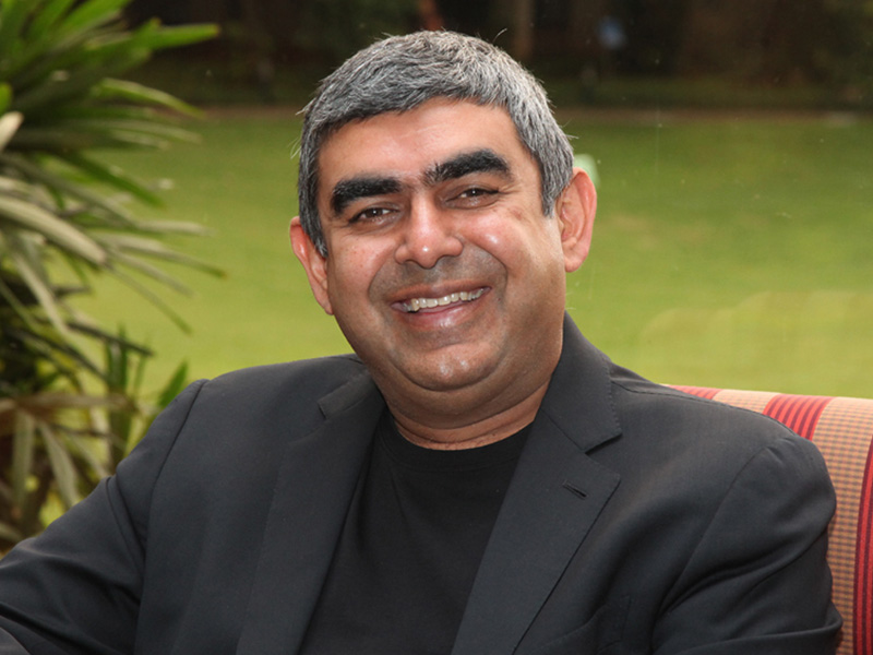 Full text of Vishal Sikka's letter to Infosys employees announcing his resignation