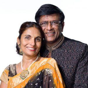 Dr Pallavi Patel and Dr Kiran Patel