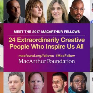 MacArthur Fellows 2017
