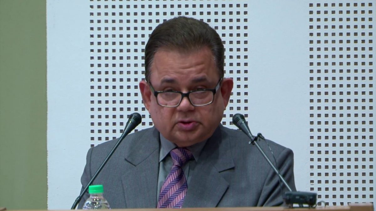Dalveer Bhandari re-elected to ICJ after United Kingdom withdraws candidate