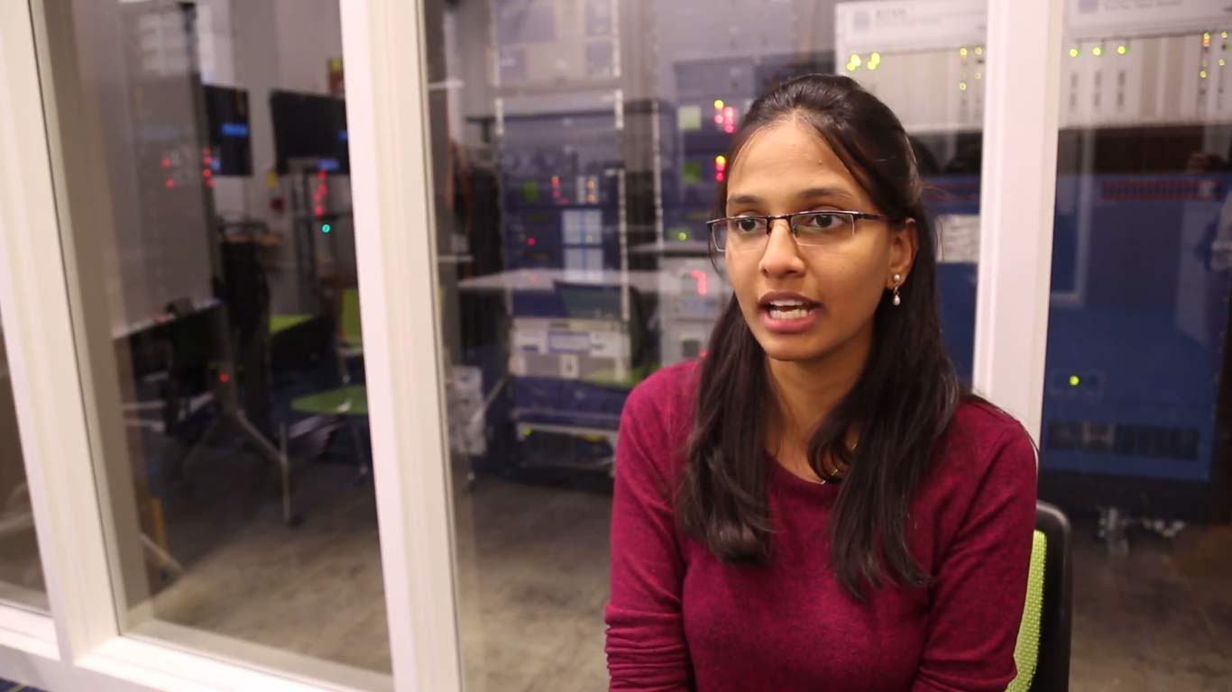 Indian student at UIUC recognized for developing method to locate power grid attackers