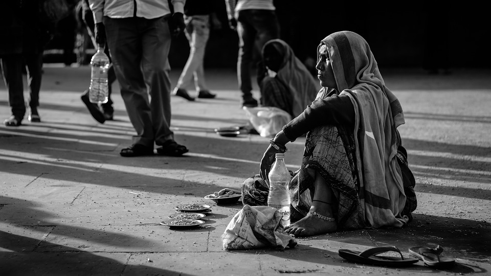 Indian American found begging in Hyderabad during city clean-up drive