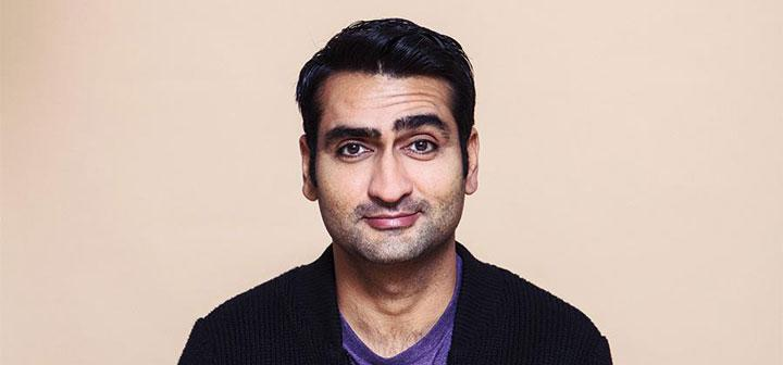 Kumail Nanjiani  (Courtesy of grinnell.edu)