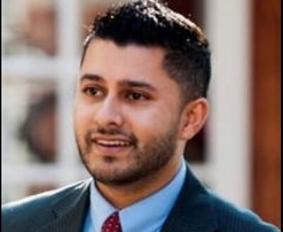 Indian American lawmaker Raj Mukherji appointed Majority Whip of New Jersey General Assembly
