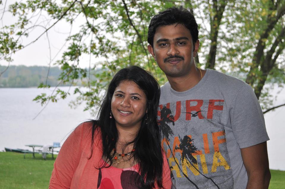 'WE DO BELONG HERE' in America, declares Sunayana Dumala, widow of hate crime victim Srinivas Kuchibhotla