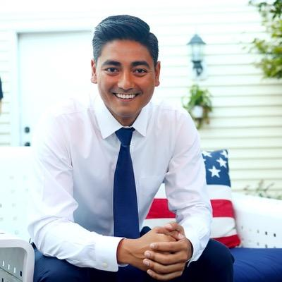 Indian American Aftab Pureval running from Ohio's first congressional district