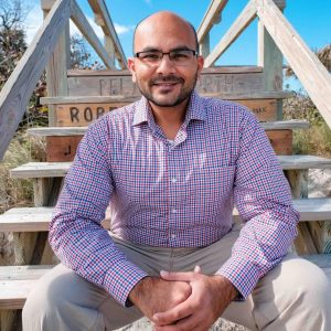 Sanjay Patel running for Congress