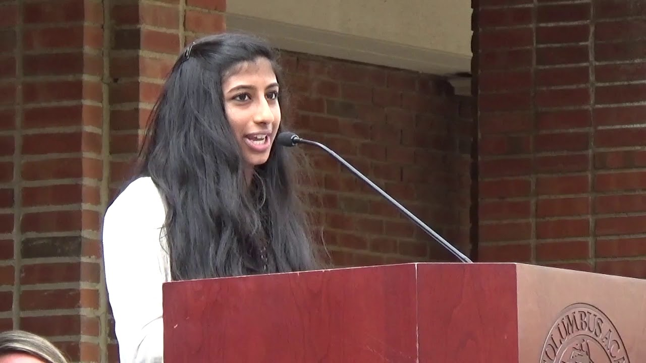 Indian American Shreyah Mohanselvan nominated for 2018 U.S. Presidential Scholar in the Arts