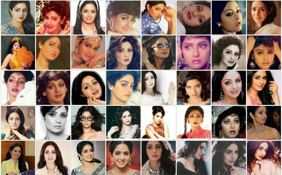 Sridevi's five most memorable films
