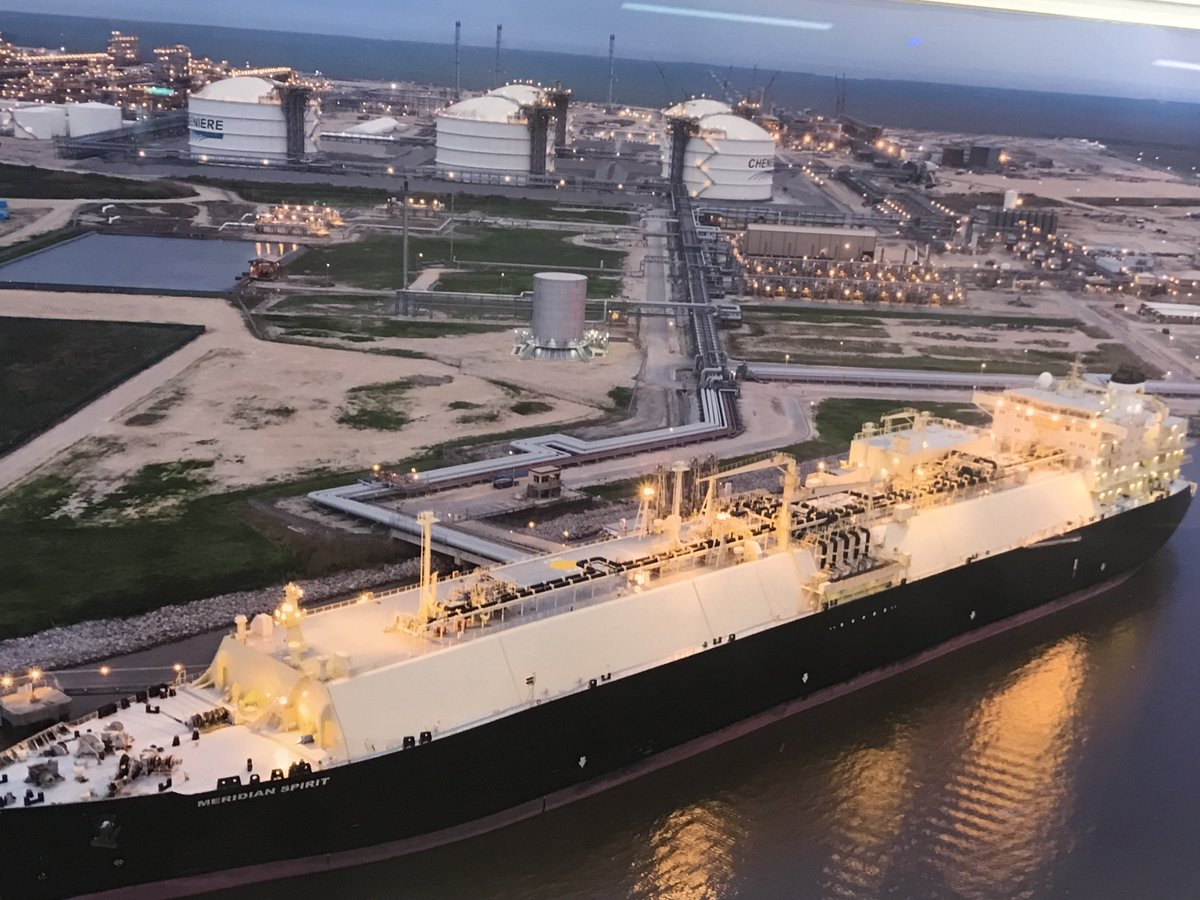 First consignment of LNG shipment from US to India flagged off